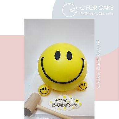 SMILE 哈哈笑扑爆蛋糕