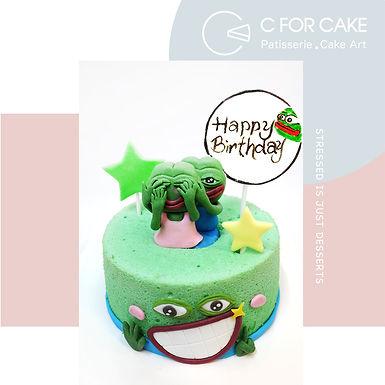 Pepe Hug戚風蛋糕