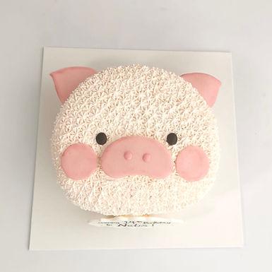 LuLu豬 平面吱花蛋糕