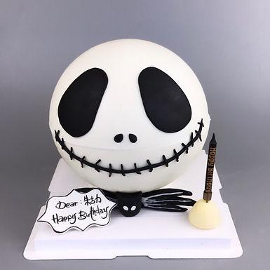 Jack 扑爆蛋糕