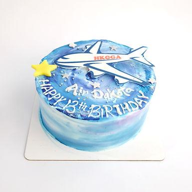 星空飛行 Cream Cake
