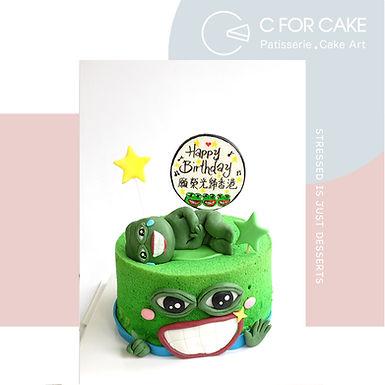 Pepe 戚風蛋糕