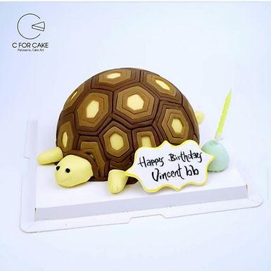 龜龜 扑爆蛋糕 半球
