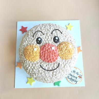 麵包超人 吱花蛋糕