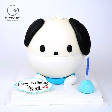 PC 狗 扑爆蛋糕