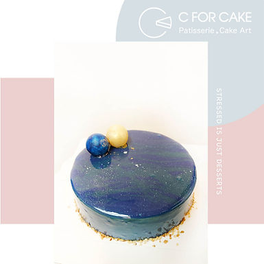漫遊星際 慕斯蛋糕mousse cake