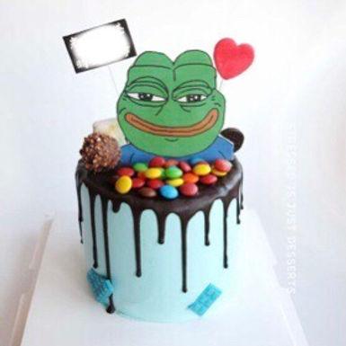 Pepe 繽紛MM Cream Cake