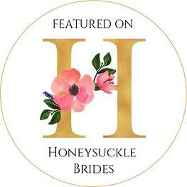 Honeysuckle Brides Blog