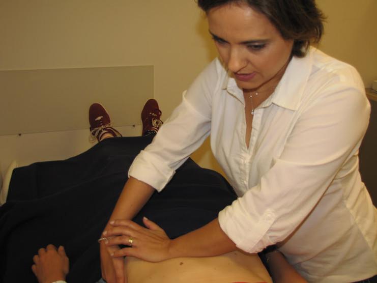 פיזיותרפיה של רצפת האגן