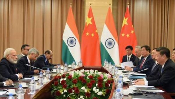 Sino -India Relationship: The Informal Summit