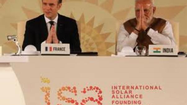 ISA: Sun shine for India