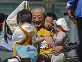 China allows third child policy
