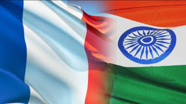 INDIA-FRANCE Recommencing relations
