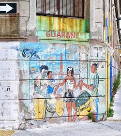 Candombe, Montevideo.