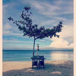 Peaceful Lombok.