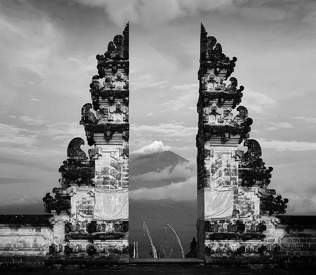 Heaven gates.