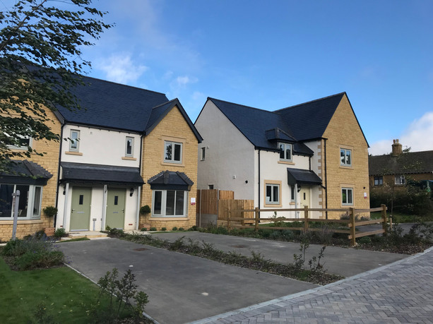 High quality new homes in Toddington, Gloucestershire.