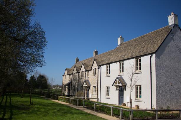 Rural affordable housing, Bibury.