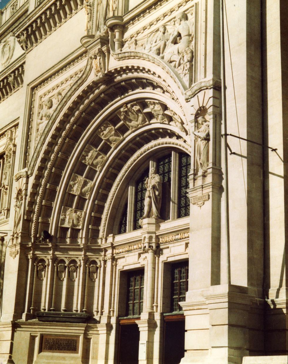 The Victoria & Albert Museum, London.