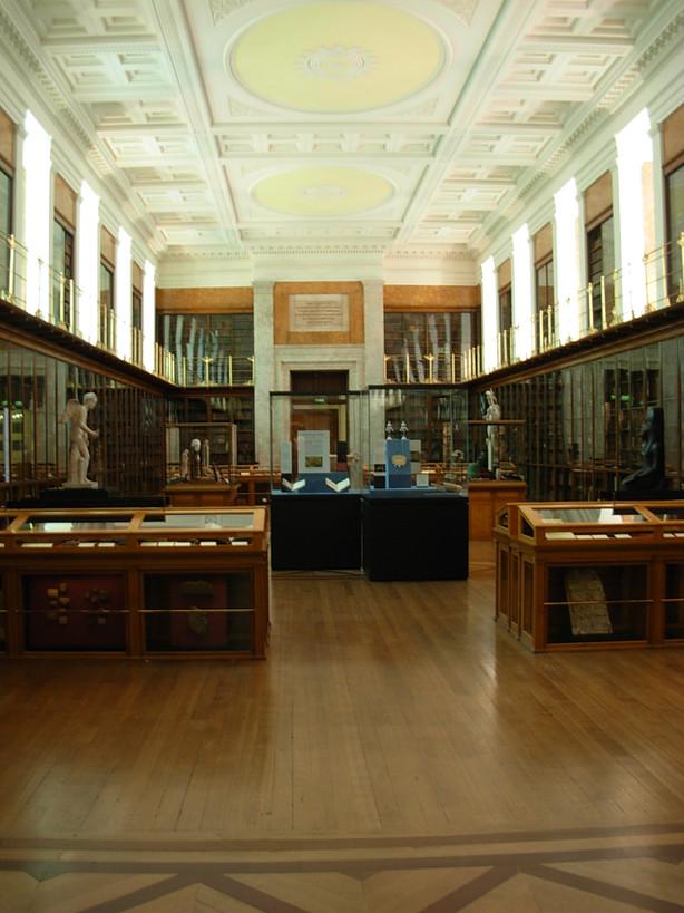 The British Museum, London.