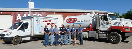 Aalco Septic, Plumbing and Drain Service Technicians