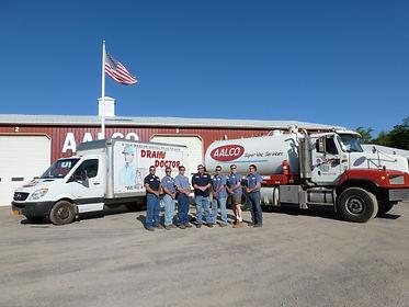 Aalco Plumbing and Drain Service Technicians