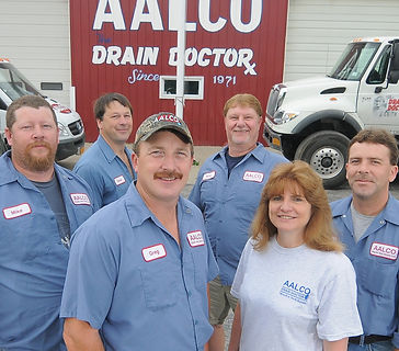 Aalco Septic and Drain Service Team