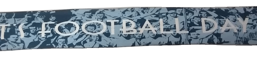 satin it's football day face B année 2015