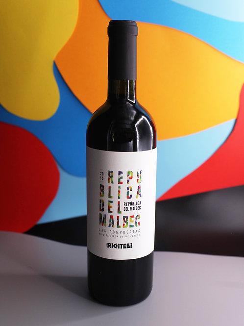 M.RICCITELLI REPUBLICA DE MALBEC