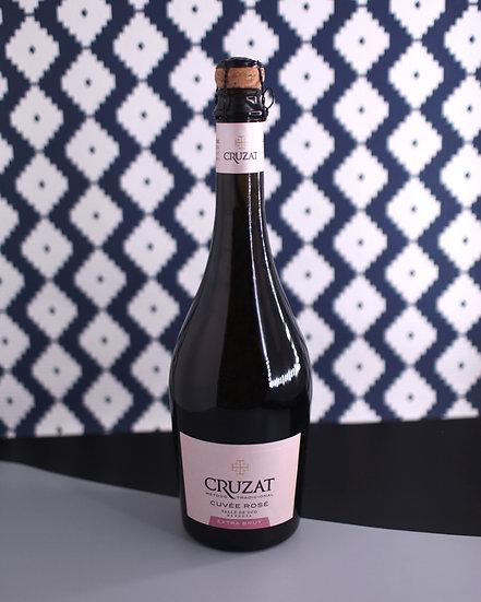CRUZAT - Cuvée Rosée Extra Brut