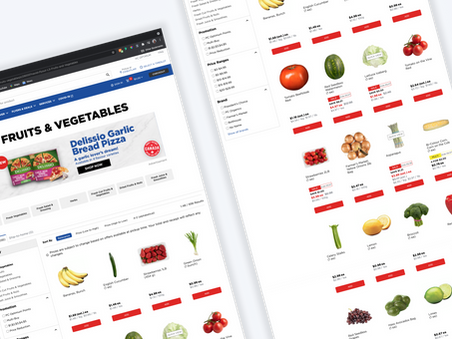 Improving the User Experience of Real Canadian Superstore's Product Pages