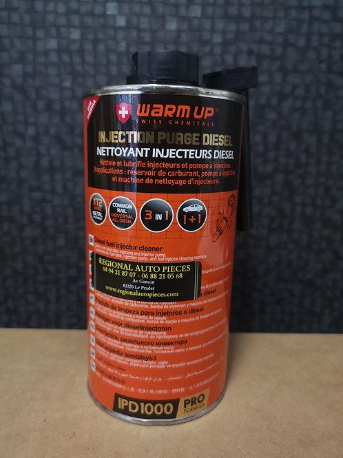 Nettoyant injecteurs diesel 1L