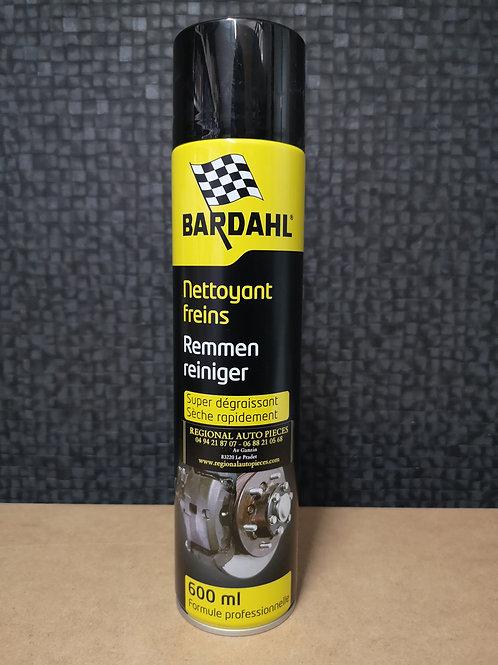 Nettoyant freins BARDAHL 600ml