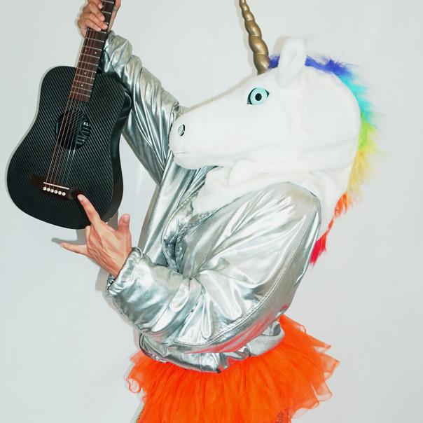 Rockin Rainbow Unicorn