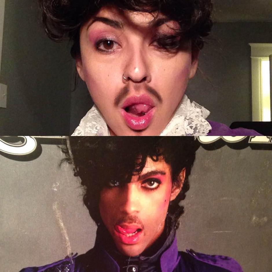 Becoming Prince.