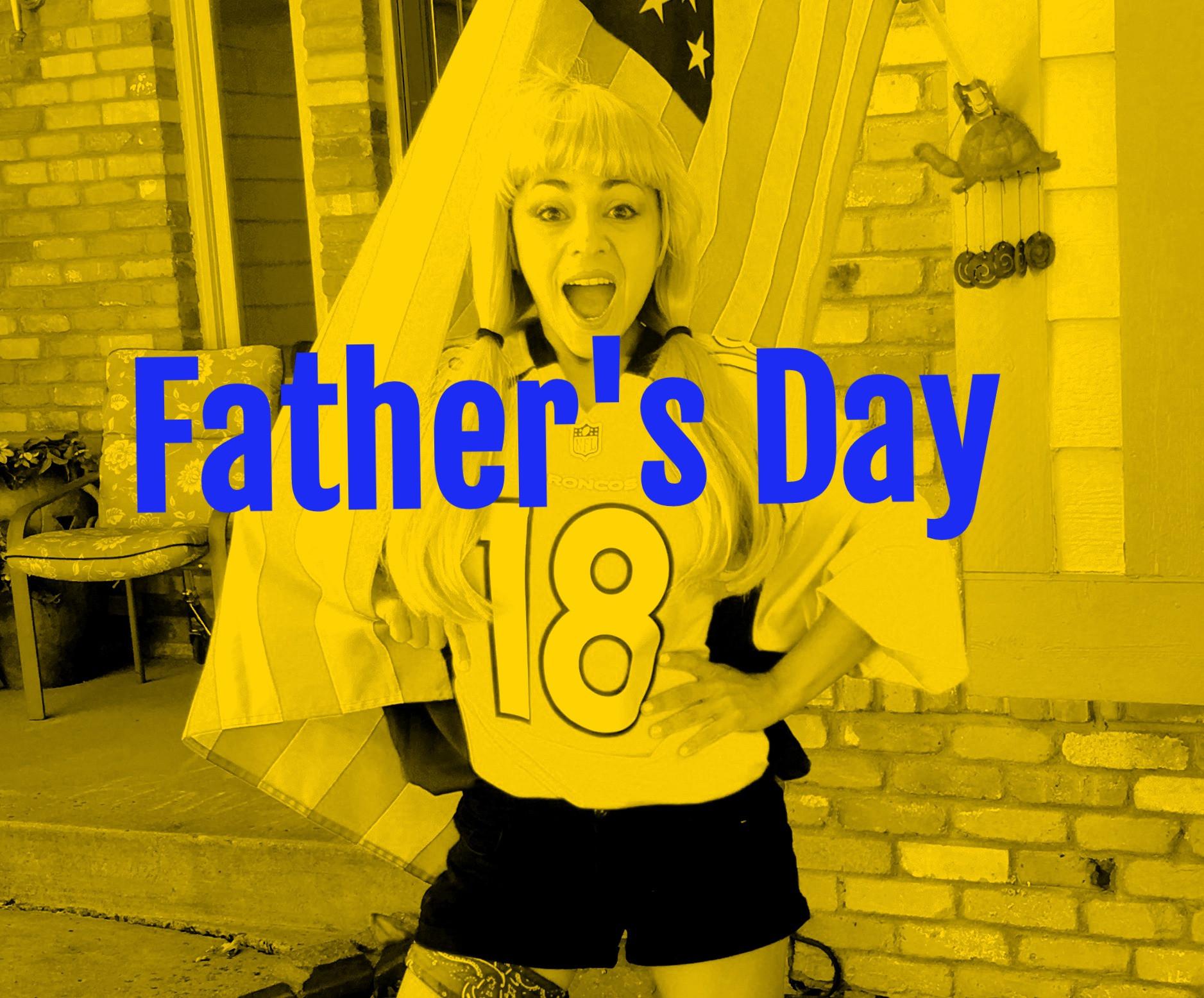 Father's Day- Virtual Telegram