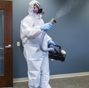 VirusZero Decontaminant Fogging Services