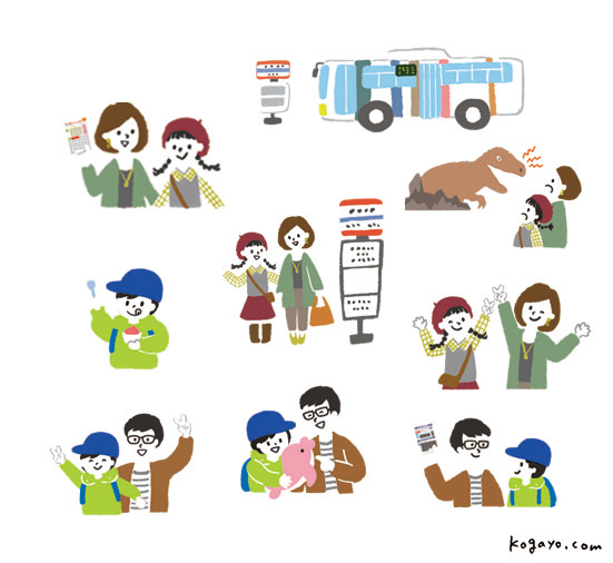 西鉄バス 一日乗車券