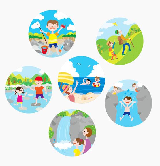 「子どもとおでかけ 九州の無料・格安遊び」