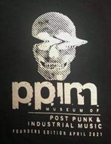post punk museum black background logo.j