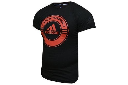 Adidas Taekwondo T-Shirt Teen & Adults