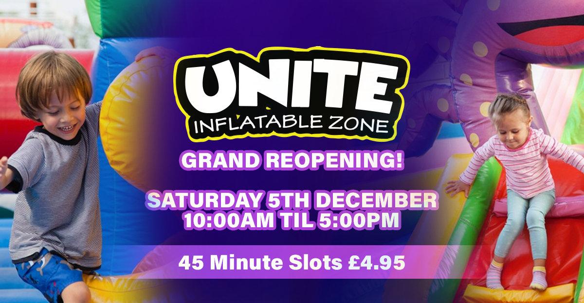 Unite Inflatable Zone