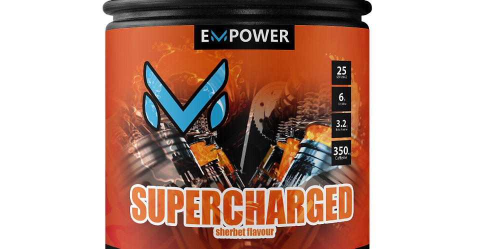 Empower Supercharged Pre-Workout