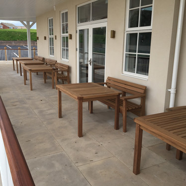 Burdson Tables with Rhapsody Benches.JPG