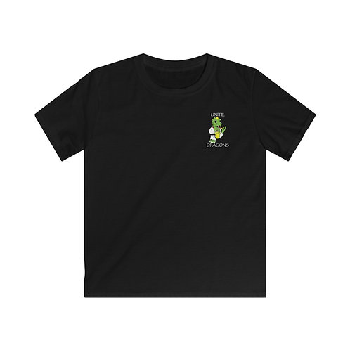 Unite Dragons Kids Softstyle Tee