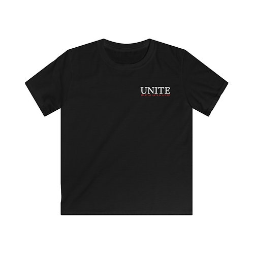 Unite Martial Arts Kids Softstyle Tee