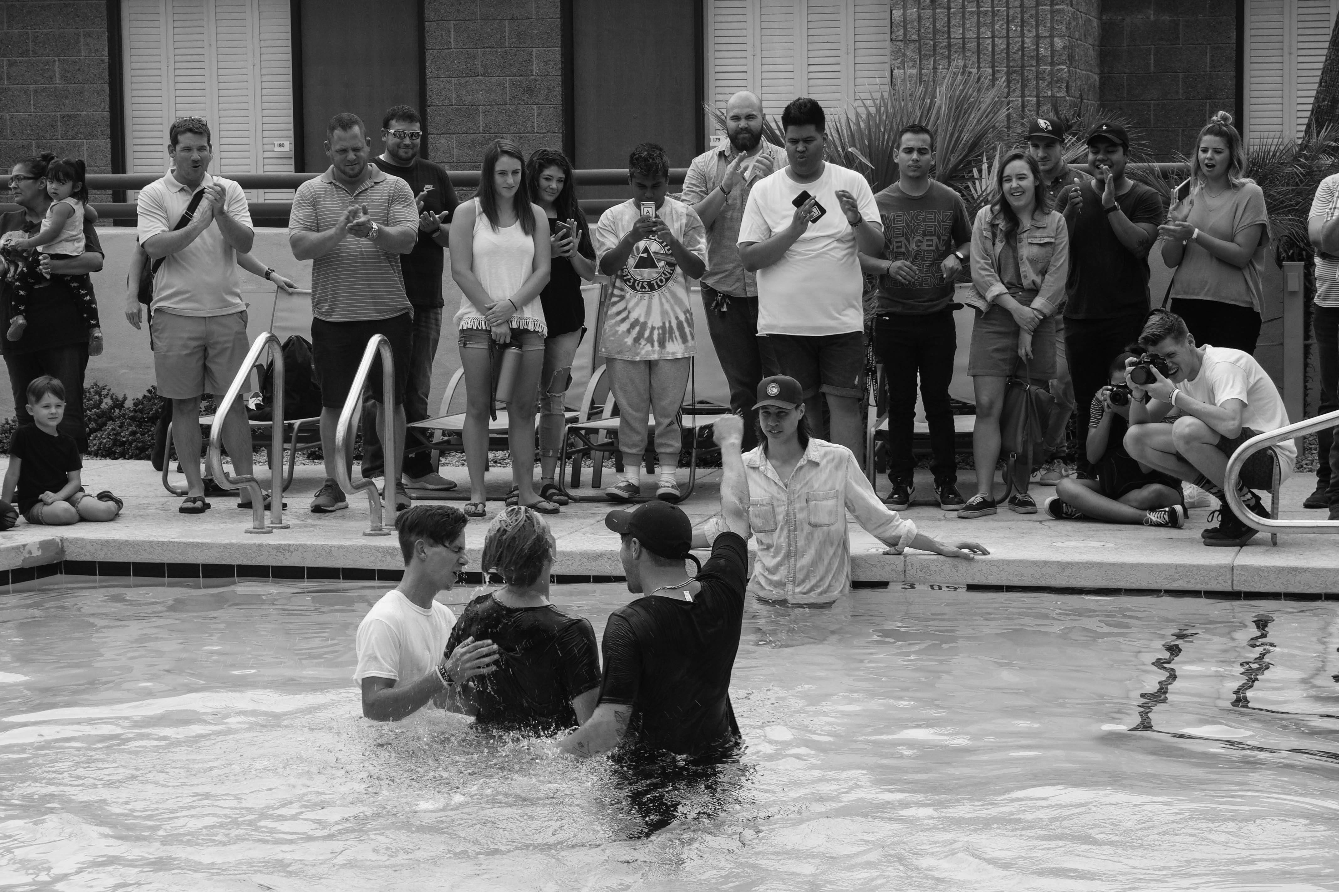 BAPTISM PARTY