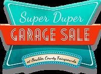 Super Duper Garage Sale logo