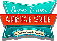 Super Duper Garage Sale logo