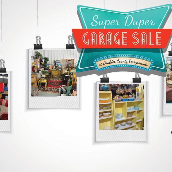 Super Duper Garage Sale 2022